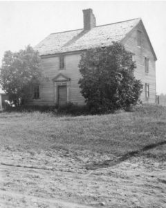 Col. Ashley House