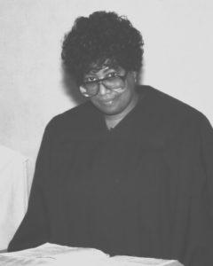 Rev. Esther Dozier