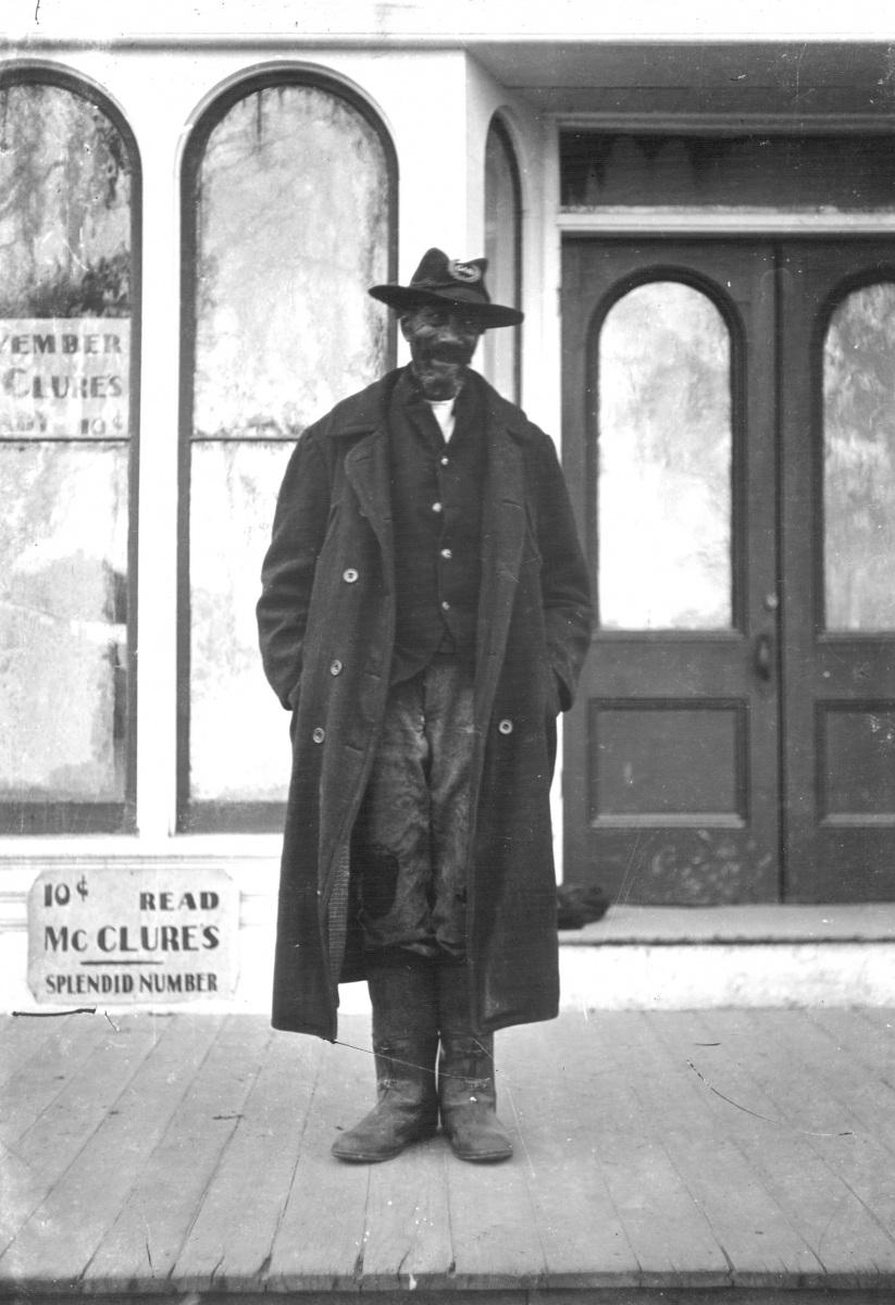Edward Augustus Croslear, Civil War veteran and farmer