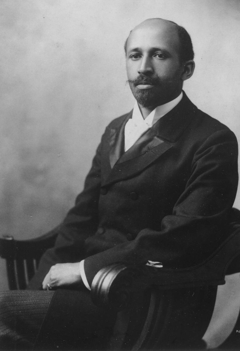 W.E.B. Du Bois, scholar and activist