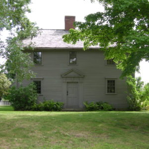 Ashley House Front